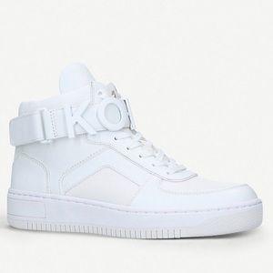 Michael Kors • Cortlandt Logo High Top Sneakers 6